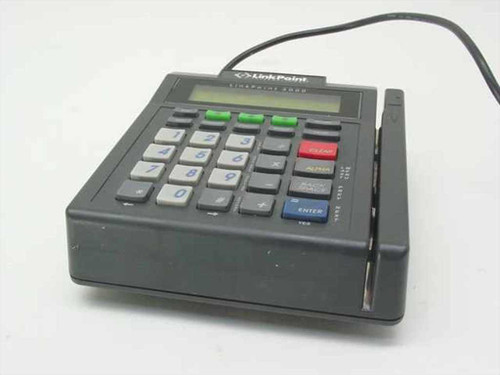 LinkPoint LP3000  LinkPoint 3000 Credit Card Terminal