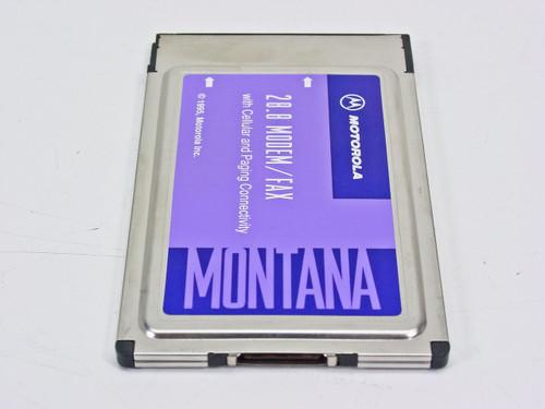 Motorola Montana 28.8 Modem/ Fax  62075003-01