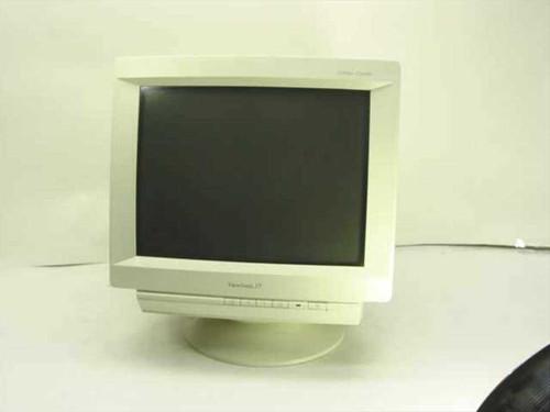"""Viewsonic 1782-2  17"""" Monitor Veiwsonic 17"""