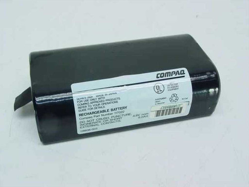 Compaq 117022   Compaq LTE 286 Rechargeable Battery Series 2691