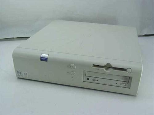 Dell Optiplex Gn&  P166 MHz 32MB Ram Thin Desktop Computer