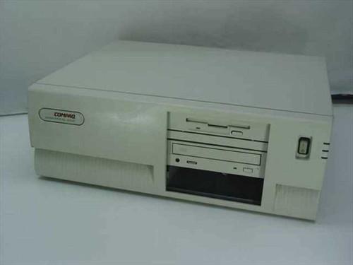 Compaq Deskpro XL 5100  Series 3350 Desktop Computer