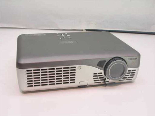 Toshiba TLP-S30  3 LCD Data Projector For Parts or Repair