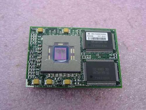 Apple 337-2521  PowerMac G3 350MHz Processor - XPC750HIP350CN