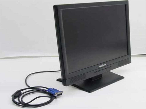 "Insignia IS-LM100761  Insignia 15"" LCD Flat Screen Monitor"
