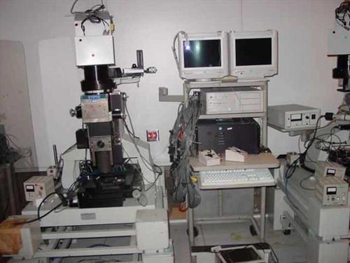 Mask Alignment ~Oriel, Aerotech, McBain  38810 ATS PC-23  Optical Aligner Arc Light Source X-Y Stage ~!