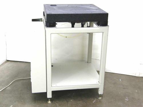 """Granite Surface Plate  Precision Granite Surface Plate 24""""x24""""x3"""" Anti Vi"""