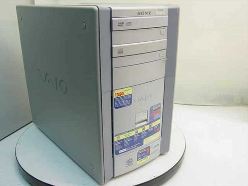 Sony PCV-RX270DS  Vaio P3 866MHz 128MB 40 GB DVD-RW PC