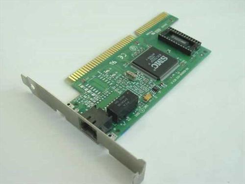 SMC 60-600619-002  ISA 10/100 Network Card RJ45