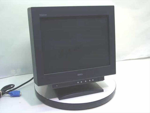 "Dell P1110  21"" Flat Screen Monitor Trinitron"