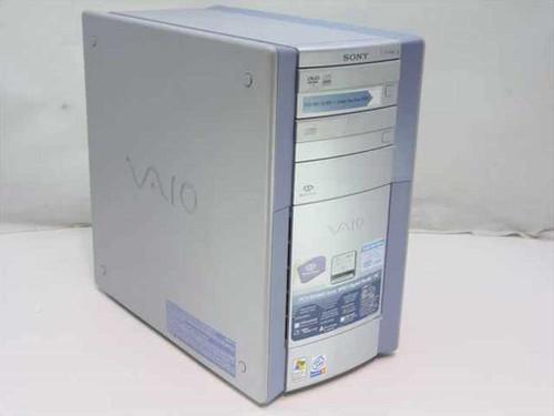 Sony PCV-RX860  Vaio P4 2.4GHz 512MB 80GB DVD-RW PC