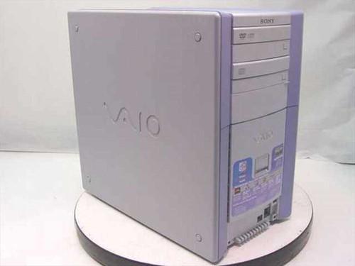 Sony PCV-RX480DS  Vaio P4 1.70GHz 128MB 80GB DVD-RW PC