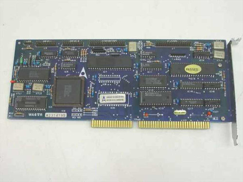 Western Digital ISA 16-Bit Controller Card Purple WA6-VR