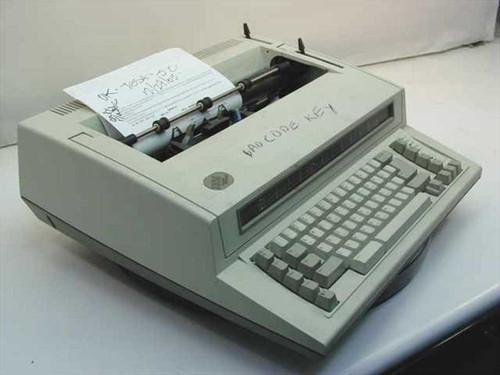 IBM 6781  Personal Wheelwriter Electric Typewriter for Parts
