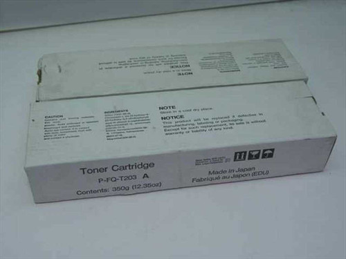 QMS/Minolta P-FQ-T203  Toner Cartridge