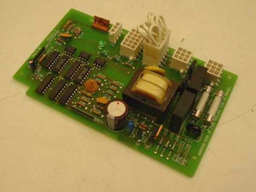 Data Products Power Board 120 Volt 60 Hz Power Input MC021/3