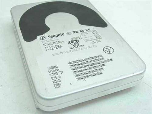 """Seagate 1.7GB 3.5"""" IDE Hard Drive (ST32120A)"""