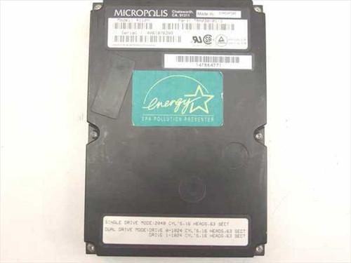 "Micropolis 1.0GB 3.5"" IDE Hard Drive (4110A)"