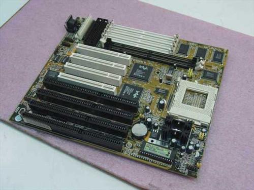 Azza PT-51VH  Socket 7 System Board - Ver. 2.2