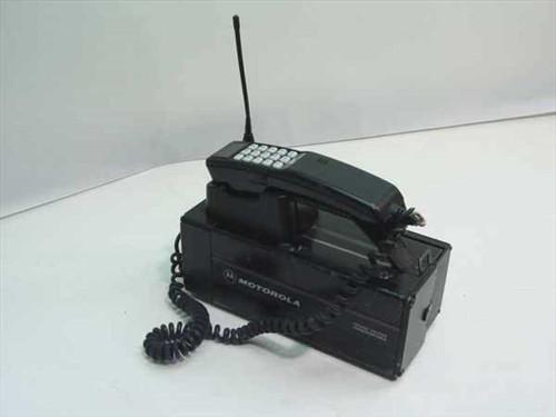 Motorola Tough Talker  Black Cellular Phone - Vintage Collectible
