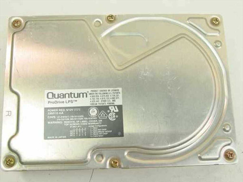 "Quantum 340MB 3.5"" IDE Hard Drive (340AT)"