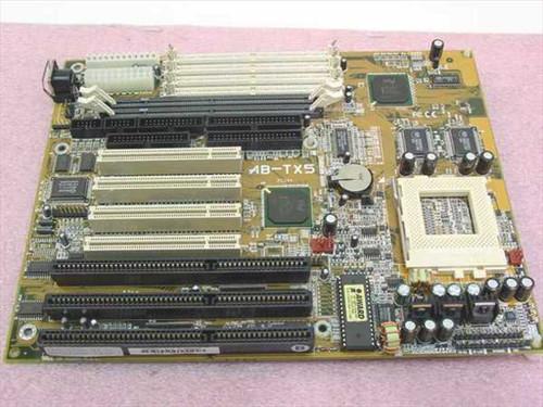 Abit Computer Corp. AB-TX5  Socket 7 System Board