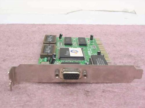 Union Trident PCI Video Card TD9680 P11 (UTD73)