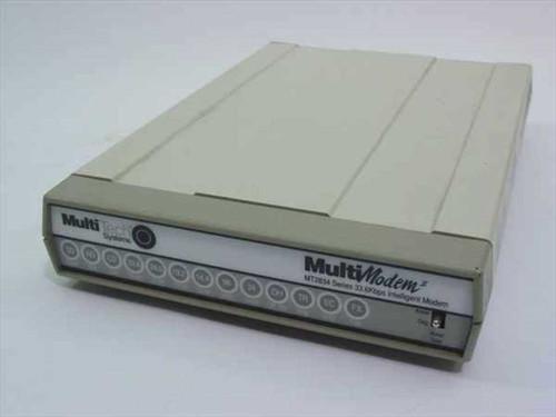 MultiTech MT2834BL  MultiModem 33.6Kpbs Intelligent Modem II
