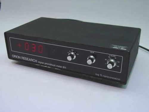 Orion Research 611  Digital pH/Millivolt Meter