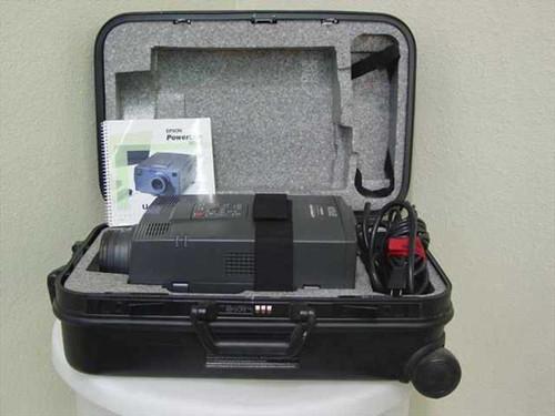 Epson ELP-5000  PowerLite 5000 Projector w/ Travel Case