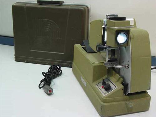 Dukane 28A15C  35mm Strip Projector Cassette Super Micromatic