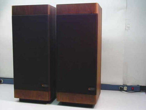 Jennings Research 847  2 Contrara Tower Speakers 2-way System