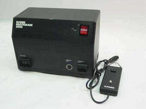 Ilford 500S  Multigrade Power Supply w/remote control & Enlarge