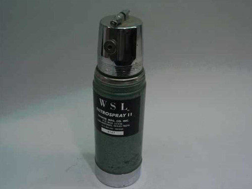 Tower Mfg. Co. 4747  WSL Nitrospray II Liquid Nitrogen Spray Bottle