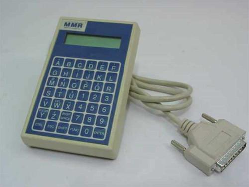 MMR C2000  Handheld Intelligent Keyboard/Display Controller