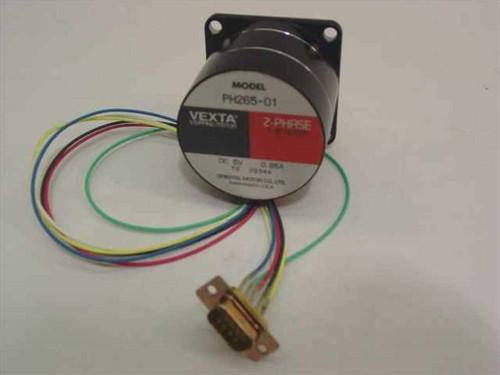 "Oriental Motor Company PH265-01  Vexta Stepping Motor 2-Phase 1.8""/Step"