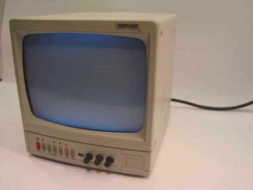 "Linear HVM2912AS4C  9"" Video Monitor - Black & White"