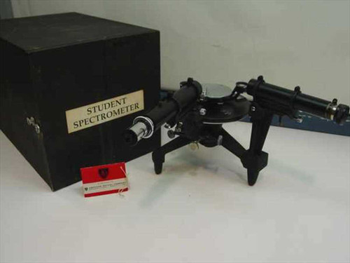 American Optical Spencer  Spectrometer