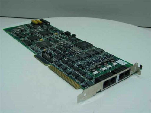 Dialogic D/42-NS  16-Bit ISA Multi 4 Port Voice Board