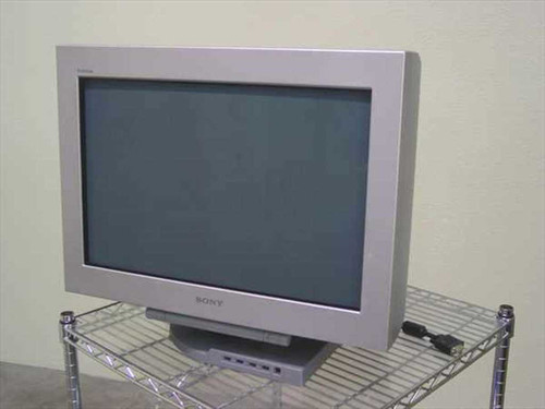 """Sony GDM-FW900  24"""" Trintron Color Graphic Display"""