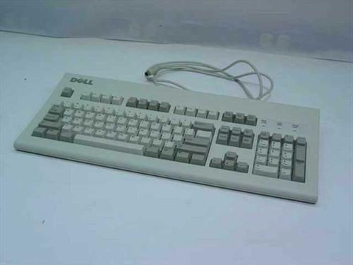 Dell 81751 AT101W PS/2 Keyboard GYUM92SK - Vintage