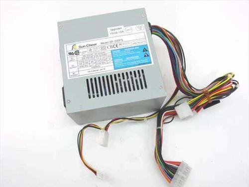 Sun Cheer SR-235FS  235W ATX Power Supply