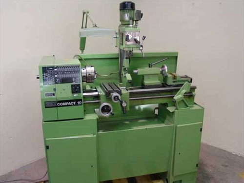 Emco Compact 10  Lathe Mill Combination