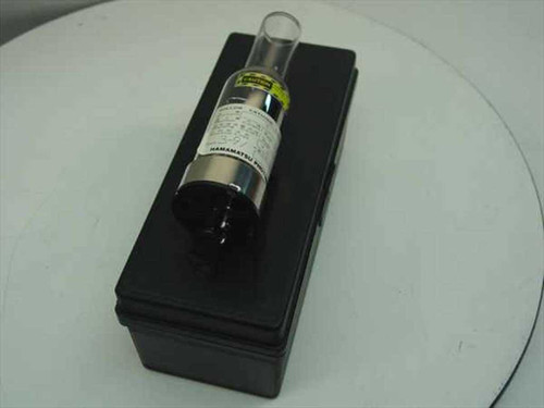 Hamamatsu Phototonics L233-39NB  Hollow Cathode Lamp Element Y Gas Neon