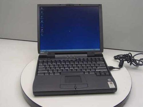 Dell Latitude CPi A366XT  PII 366MHz 6.4GB HDD 128MB Ram Laptop - 6692D