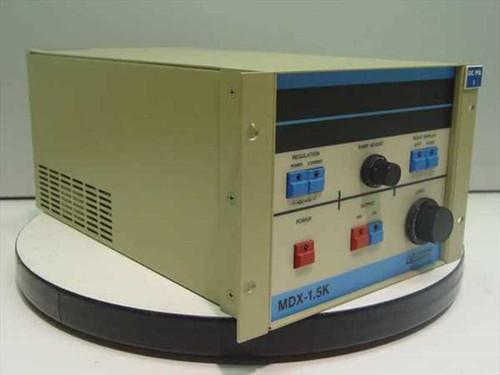 Advanced Energy MDX-1.5K  1.5kW DC Plasma RF Generator 2164-006-A RF Genera
