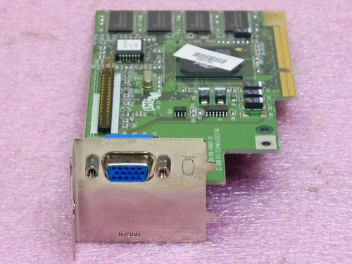 Compaq 113874-001  AGP Video Card ATI Rage Pro Turbo Deskpro EN