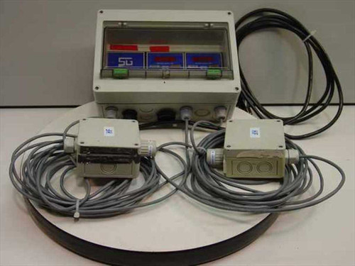 Spectra Gases 000037  SG Hydrogen Fluoride Gas Detection System