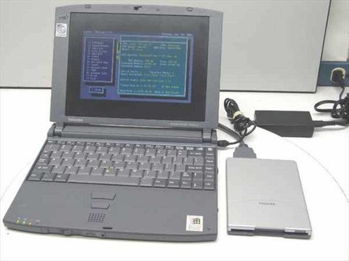Toshiba PAP311U  PII300MHz Portege 3110CT Laptop 10.4 TFT Display