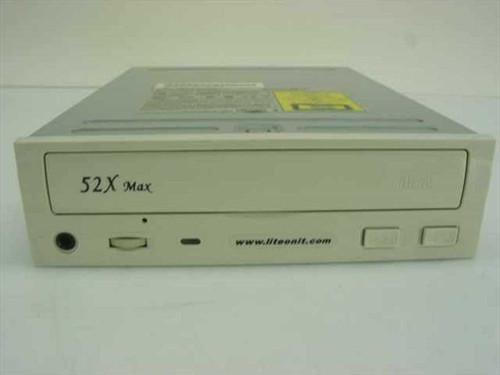 Lite-On LTN-526D  52x IDE Internal CD-ROM Drive
